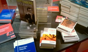 Guttenberg und kein Ende